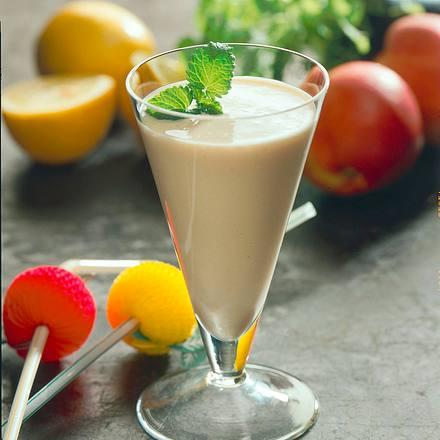 Joghurt-Nektarinen-Mix Rezept