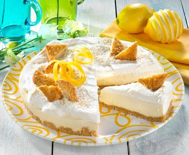 Joghurt-Zitronen-Kuchen Rezept