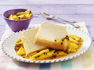 Johann Lafer bei Lafer! Lichter! Lecker!: Tiramisu-Parfait mit Mango-Passionsfrucht-Kompott Rezept