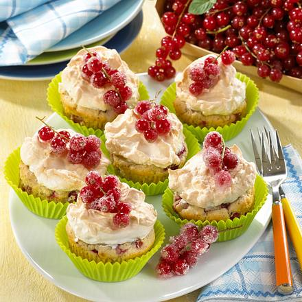 Johannisbeer-Muffins Rezept
