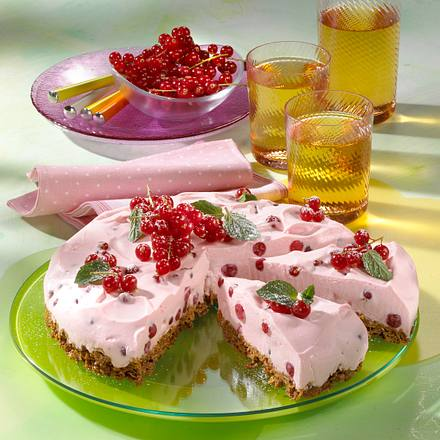 Johannisbeer-Schoko-Torte Rezept