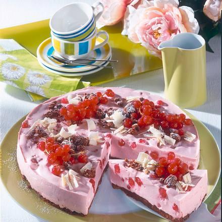 Johannisbeer-Schokoladen-Torte Rezept