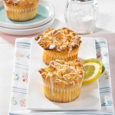 Käse-Butterstreusel-Muffins Rezept