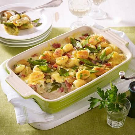 Käse-Gnocchi-Auflauf Rezept
