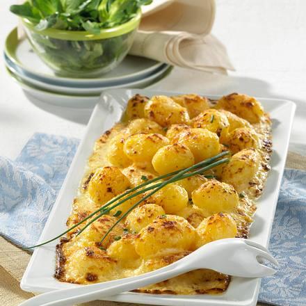 Käse-Kartoffeln Rezept