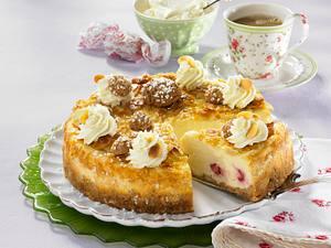 Käse-Mascarpone-Kuchen Rezept