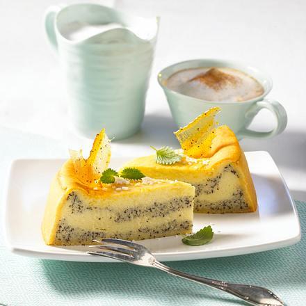 Käse-Mohn-Torte Rezept