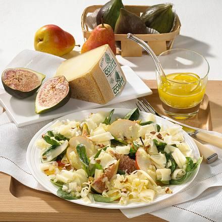 Käse-Salat-Teller Rezept
