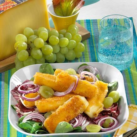 Käsestick-Salat Rezept