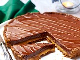 Kahlua-Schokoladen-Tarte Rezept