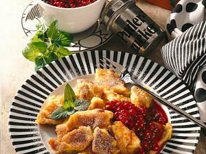 Kaiserschmarren mit Preiselbeeren Rezept