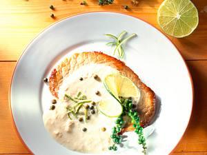 Kalbschnitzel mit Thunfischsoße Rezept