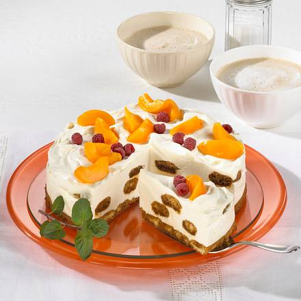 Kalte Malakoff-Torte Rezept