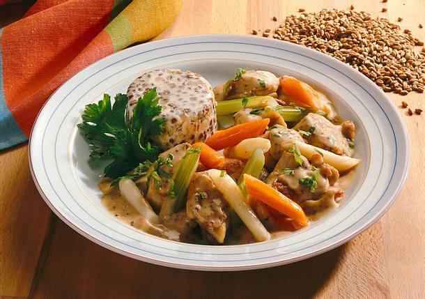 Kaninchen-Gemüse-Ragout Rezept