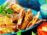 Karacho-Quesadilla con Kürbis Rezept