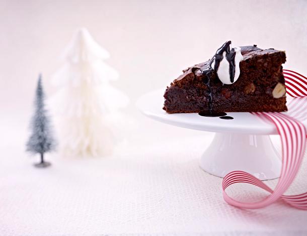Karamell-Brownie Rezept