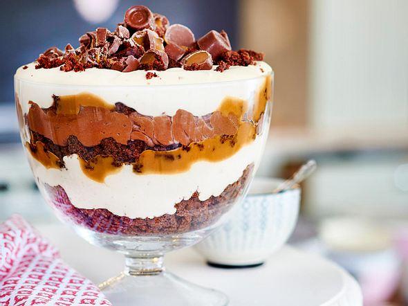 Trifle - Rezepte für das britische Traditions-Dessert