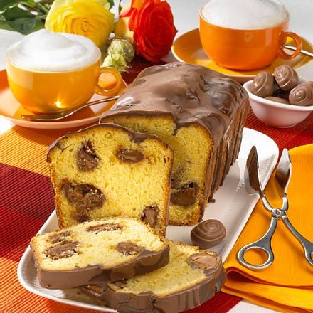 Karamell-Kastenkuchen Rezept