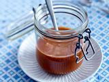 Karamellsoße mit gesalzener Butter Rezept
