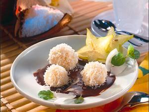 Karibische Kokoskugeln Rezept