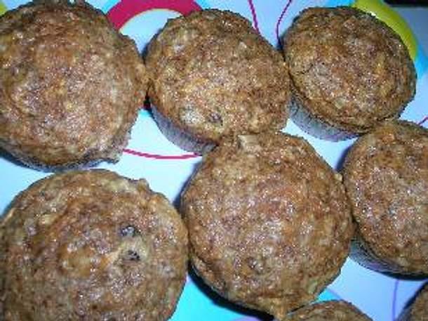 Karotten-Apfel-Muffins Rezept