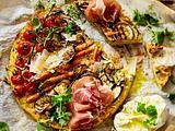 Kartoffel-Anti Pasti-Quiche Rezept