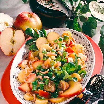 Kartoffel-Apfelsalat Rezept
