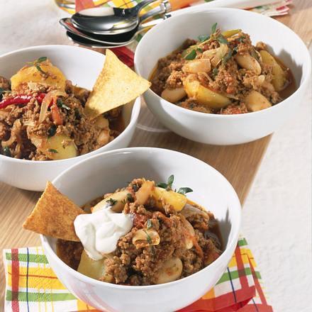 Kartoffel-Chili Rezept