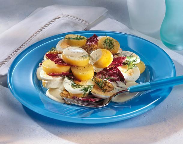 Kartoffel-Ei-Salat Rezept