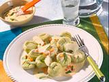 Kartoffel-Gemüse-Gnocchi Rezept