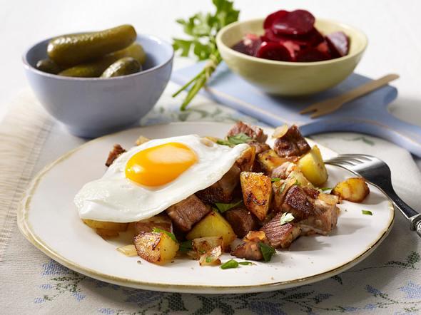 Kartoffel-Gröstel Rezept