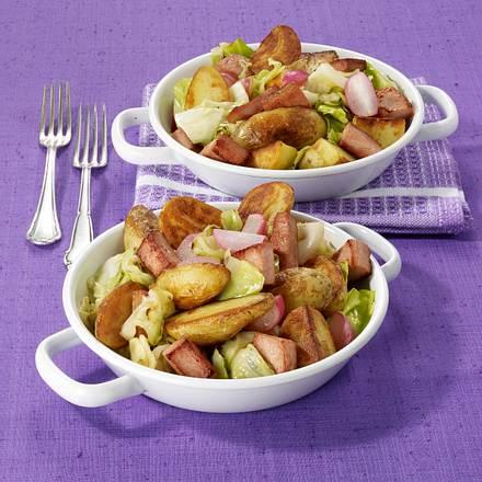 Kartoffel-Gröstl Rezept