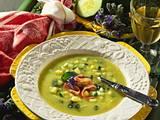Kartoffel-Gurken-Suppe Rezept