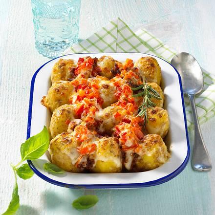 Kartoffel-Hack-Gratin Rezept