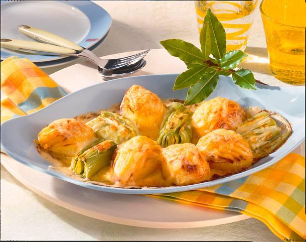 Kartoffel-Käse-Auflauf Rezept