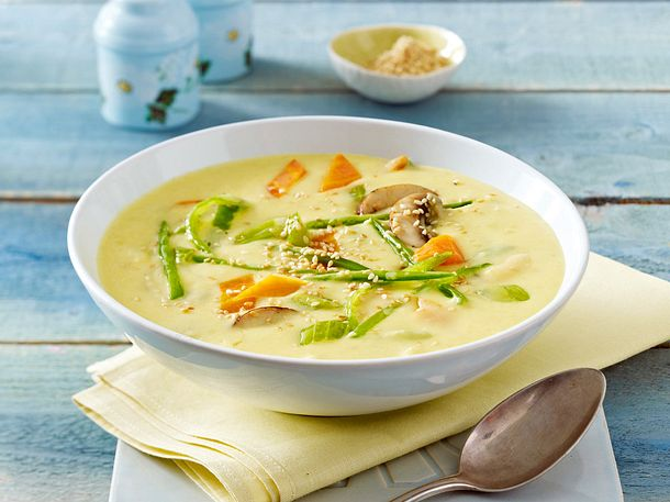 monsieur cuisine rezepte suppen
