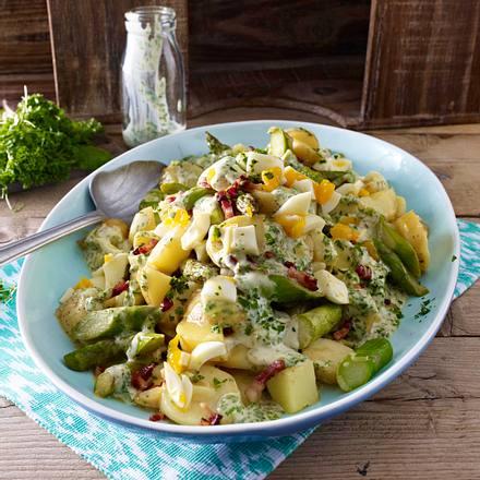 Kartoffel-Kräutersalat Rezept