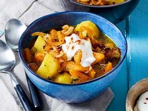 """Kartoffel-Möhren-Gulasch """"One Pot for the Soul"""" Rezept"""