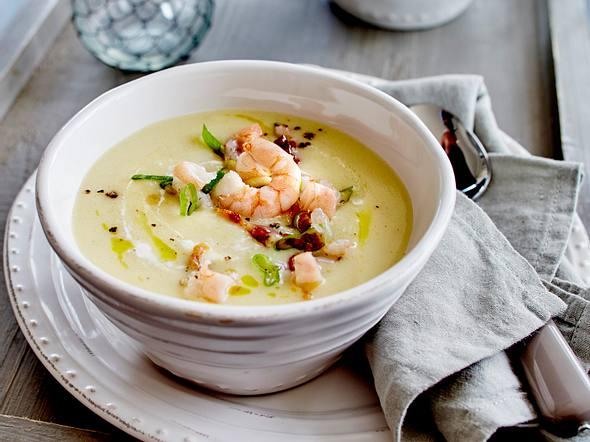 Kartoffel-Pastinaken-Suppe Rezept