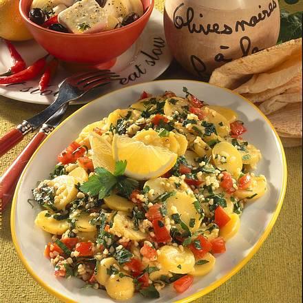 Kartoffel-Petersilien-Salat Rezept