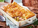 Kartoffel-Schinken-Pie Rezept