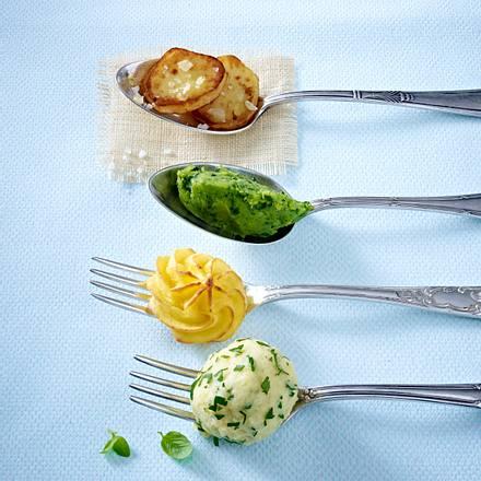Kartoffel-Spinat-Püree Rezept
