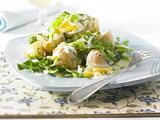 Kartoffel-Spitzkohlsalat Rezept