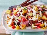 Kartoffel-Steak-Salat Rezept