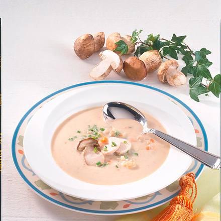 Kartoffel-Steinpilzsuppe Rezept