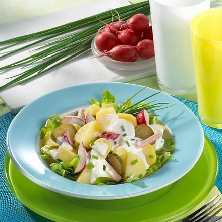 Kartoffel-Wurstsalat Rezept