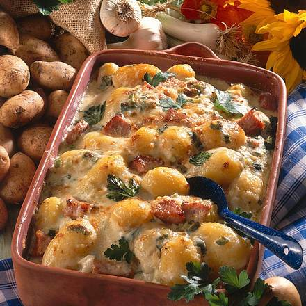 Kartoffelauflauf Rezept
