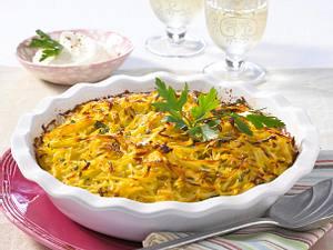 Kartoffelgratin Stroganoff Rezept