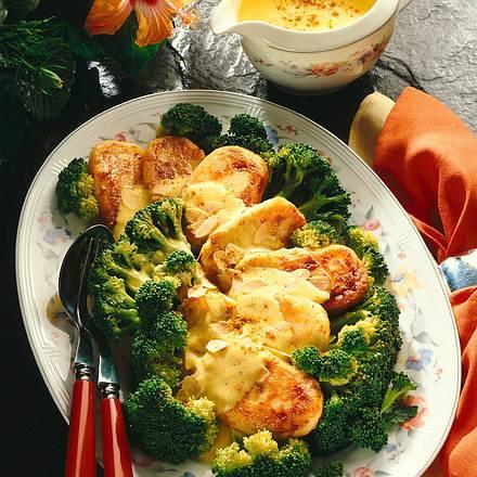 Kartoffelkeulchen auf Gemüse Rezept