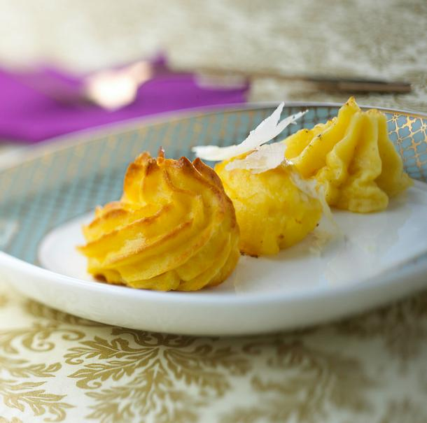 Kartoffelnocken mit Parmesan Rezept